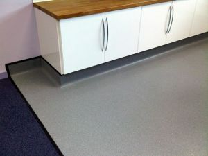 Floor-non-slip-vinyl-blue-carpet