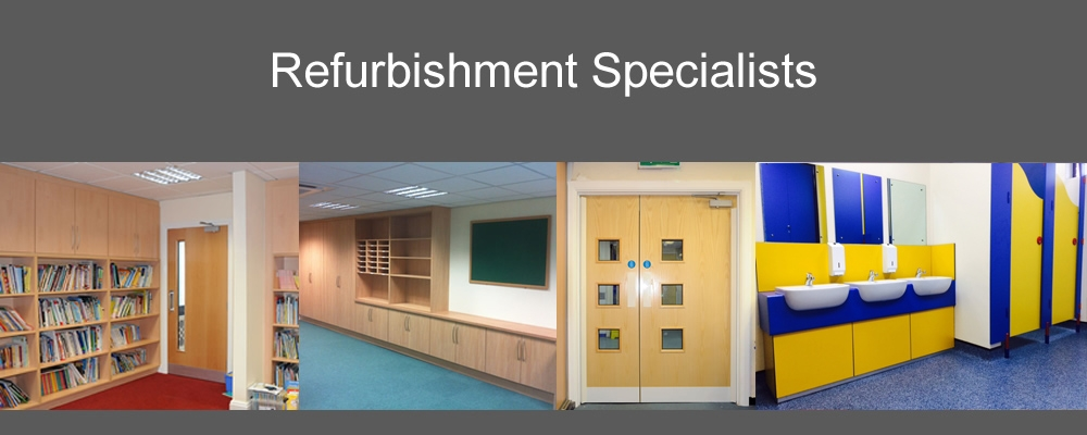 REFURBISHMENT SPECIALISTS